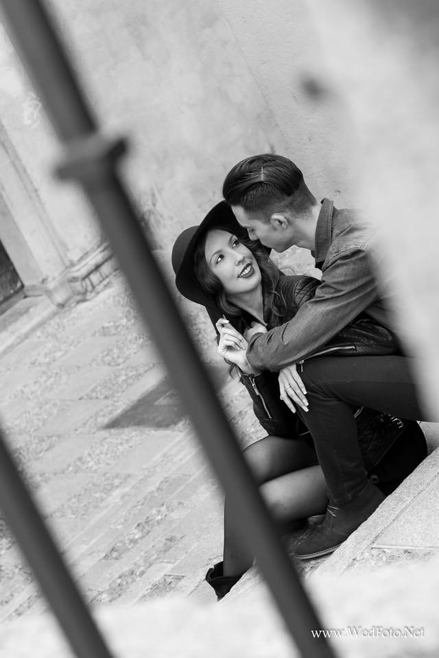 Silvia y Fran - preboda en Granada