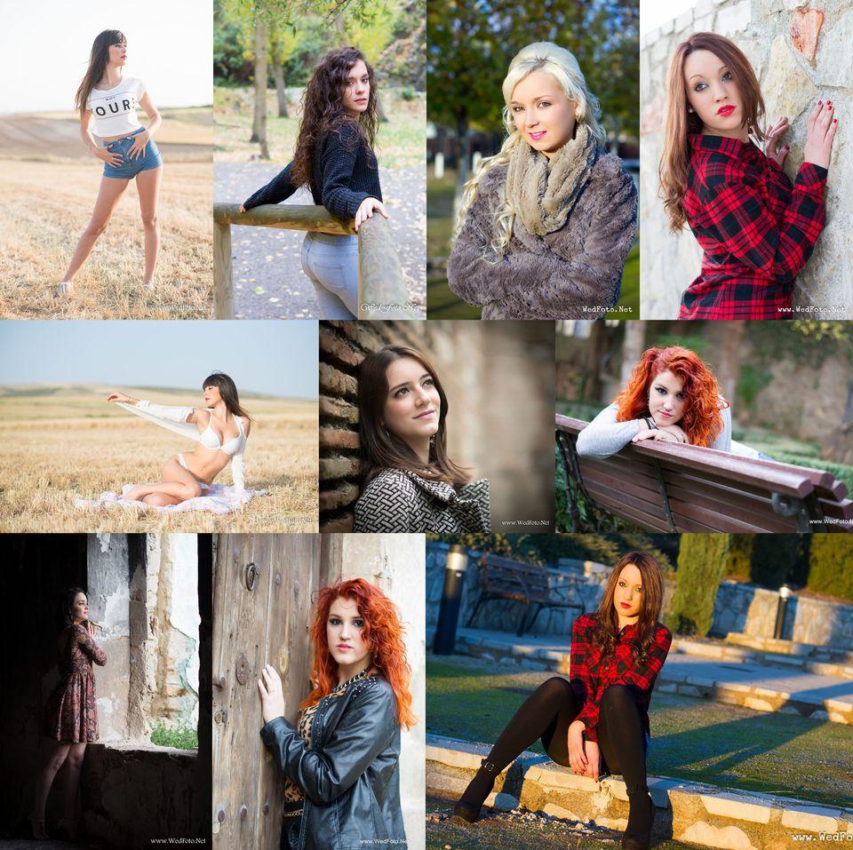 WedFotoNet - fotografo de book para modelos en Granada