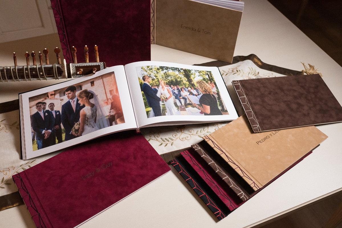 album de boda profesional