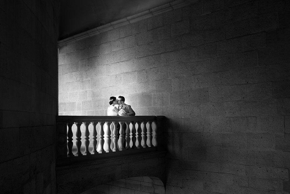 Reportaje de postboda en Alhambra