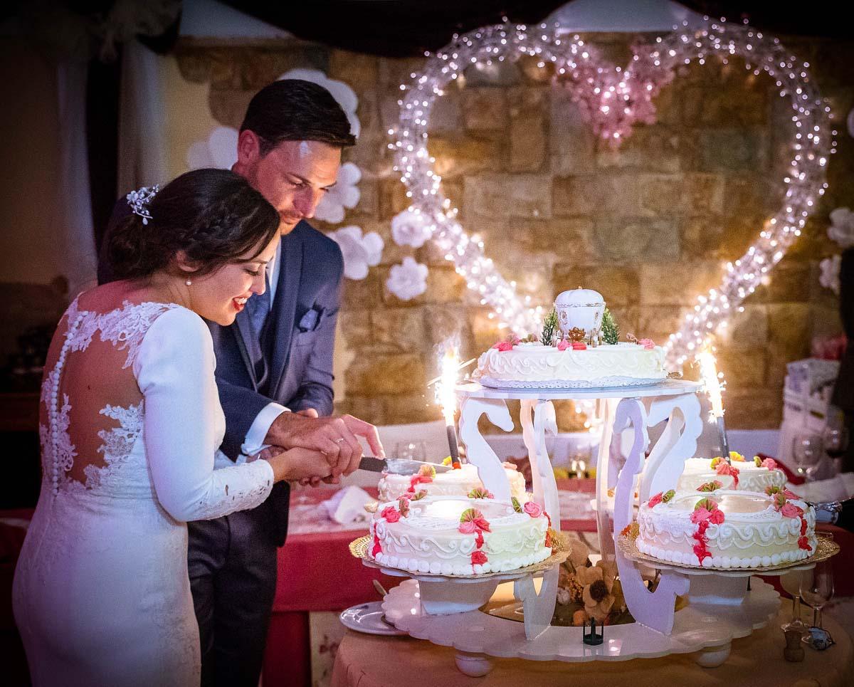 Video de boda en Baza