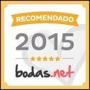 WedFotoNet recomendado por Bodas.net 2015