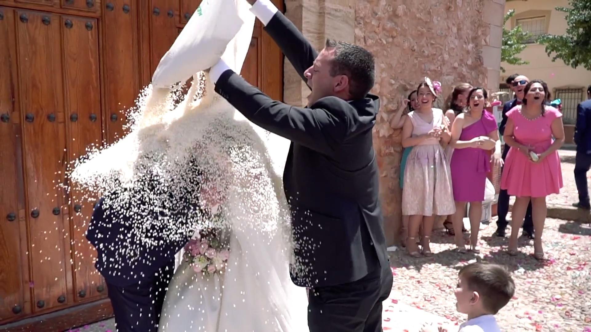 Video de boda Ciudad Real