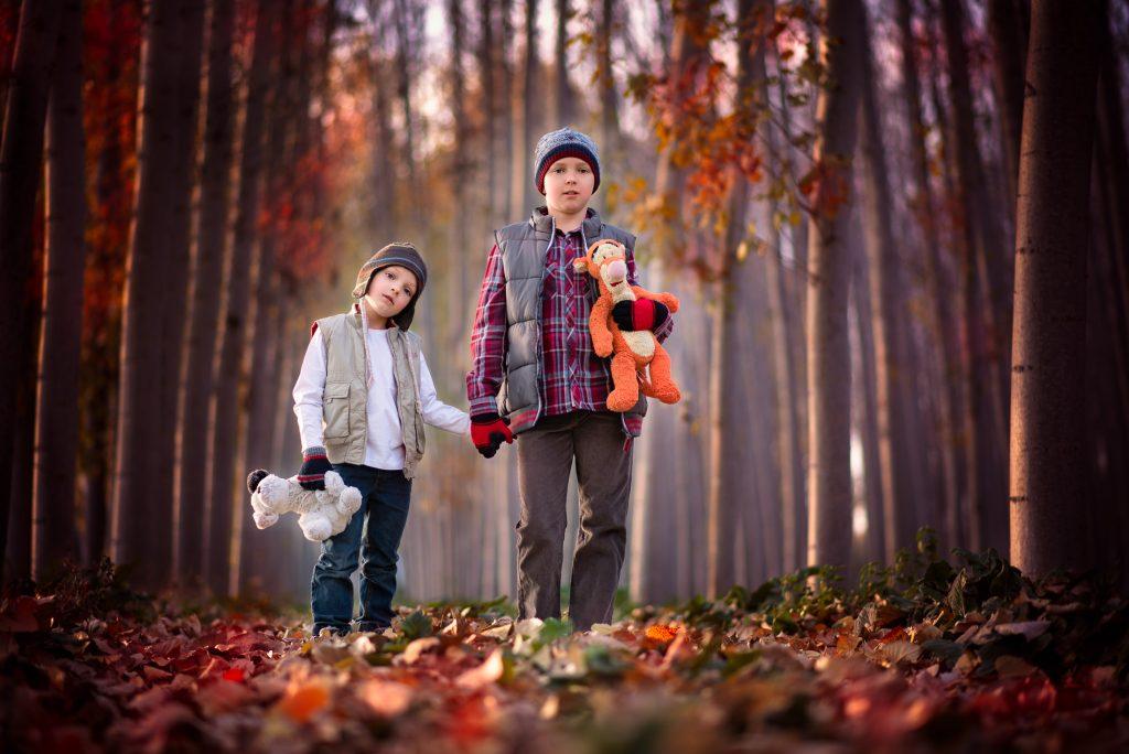 Fotógrafo de niños en Granada