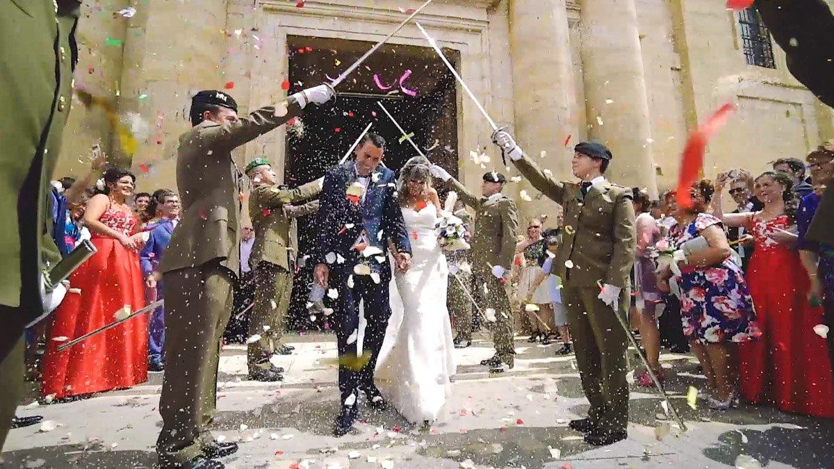 Videografo de bodas Valladolid