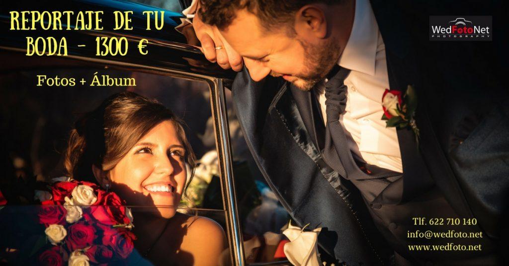 Promoción Fotógrafo de bodas Granada
