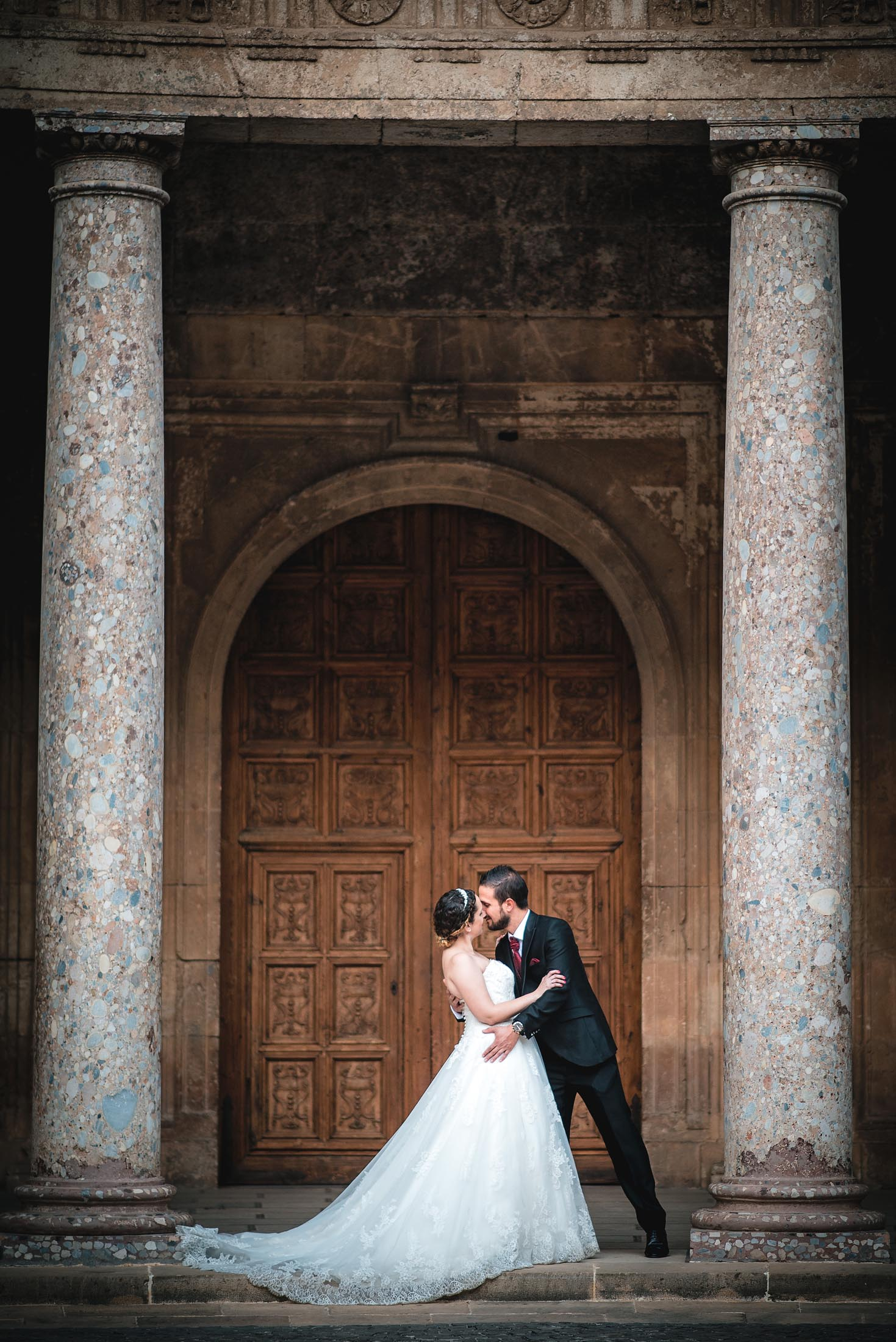 Fotografo bodas Alhambra