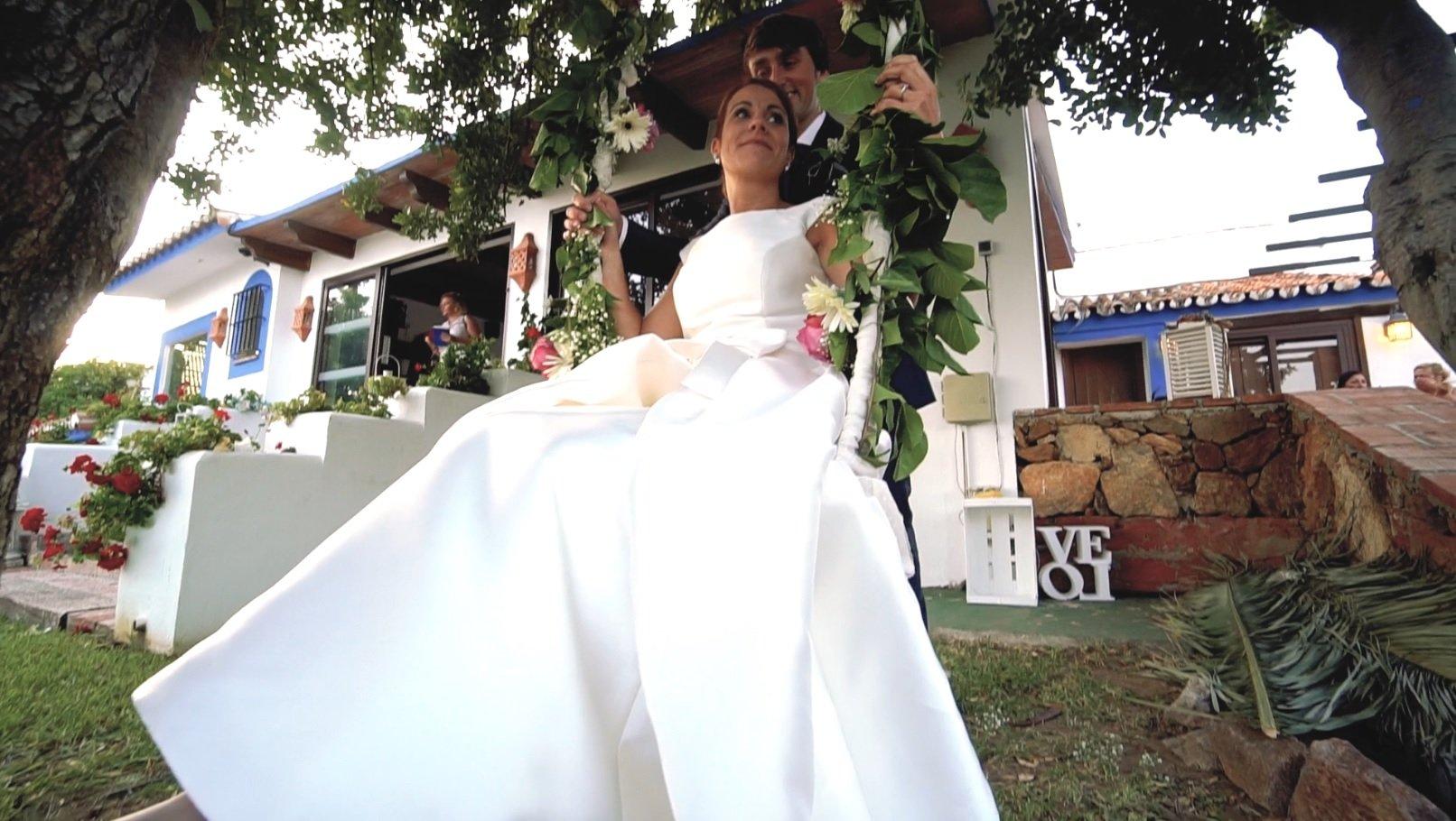 Vídeo de boda en Mijas