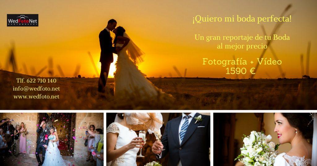 Promocion fotografo bodas