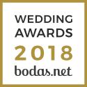 Wedding Awards BodasNet 2018