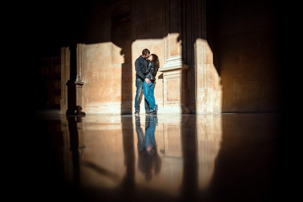 Preboda en Alhambra