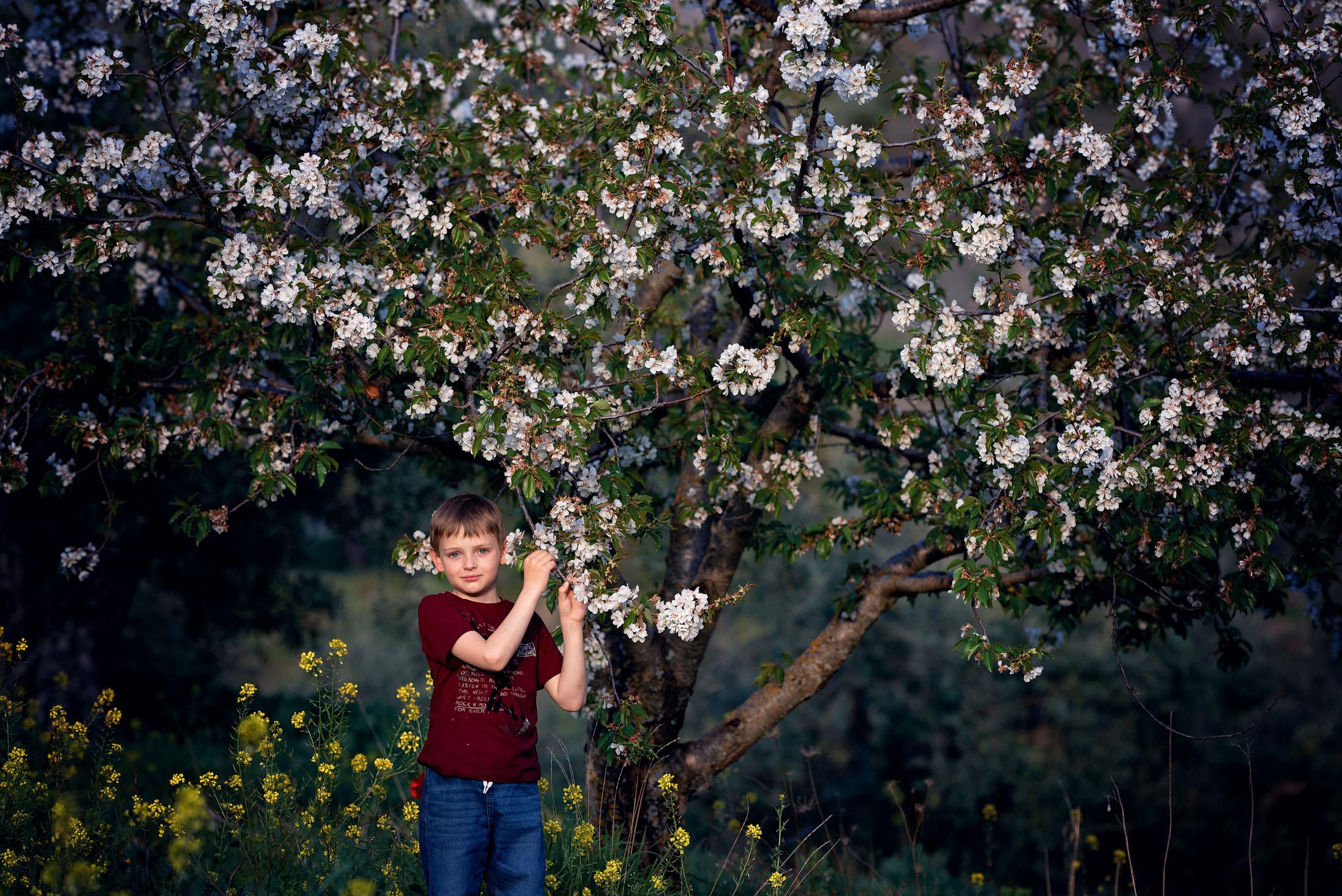 Fotografo de niños Granada