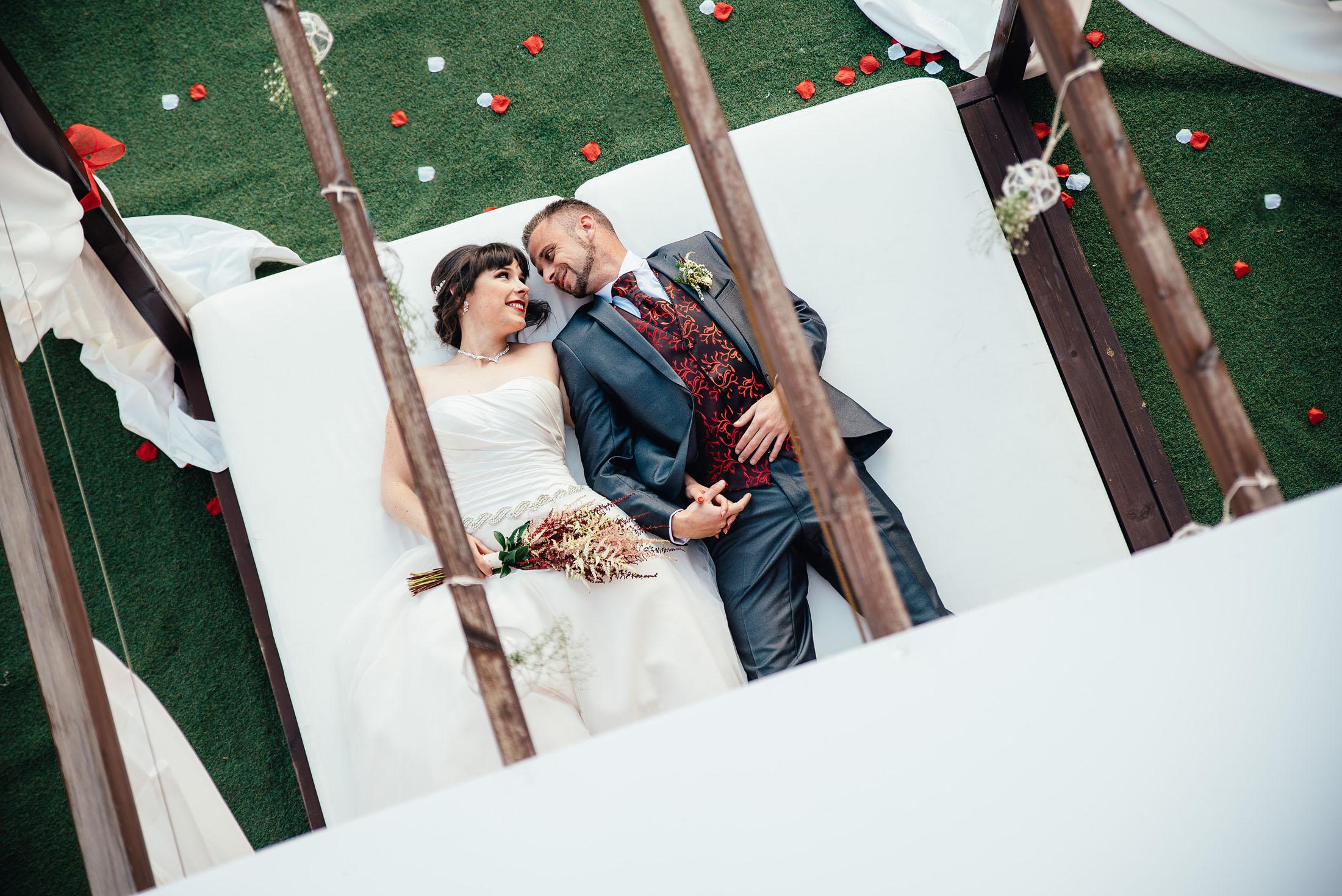 Fotógrafo de bodas en Granada.