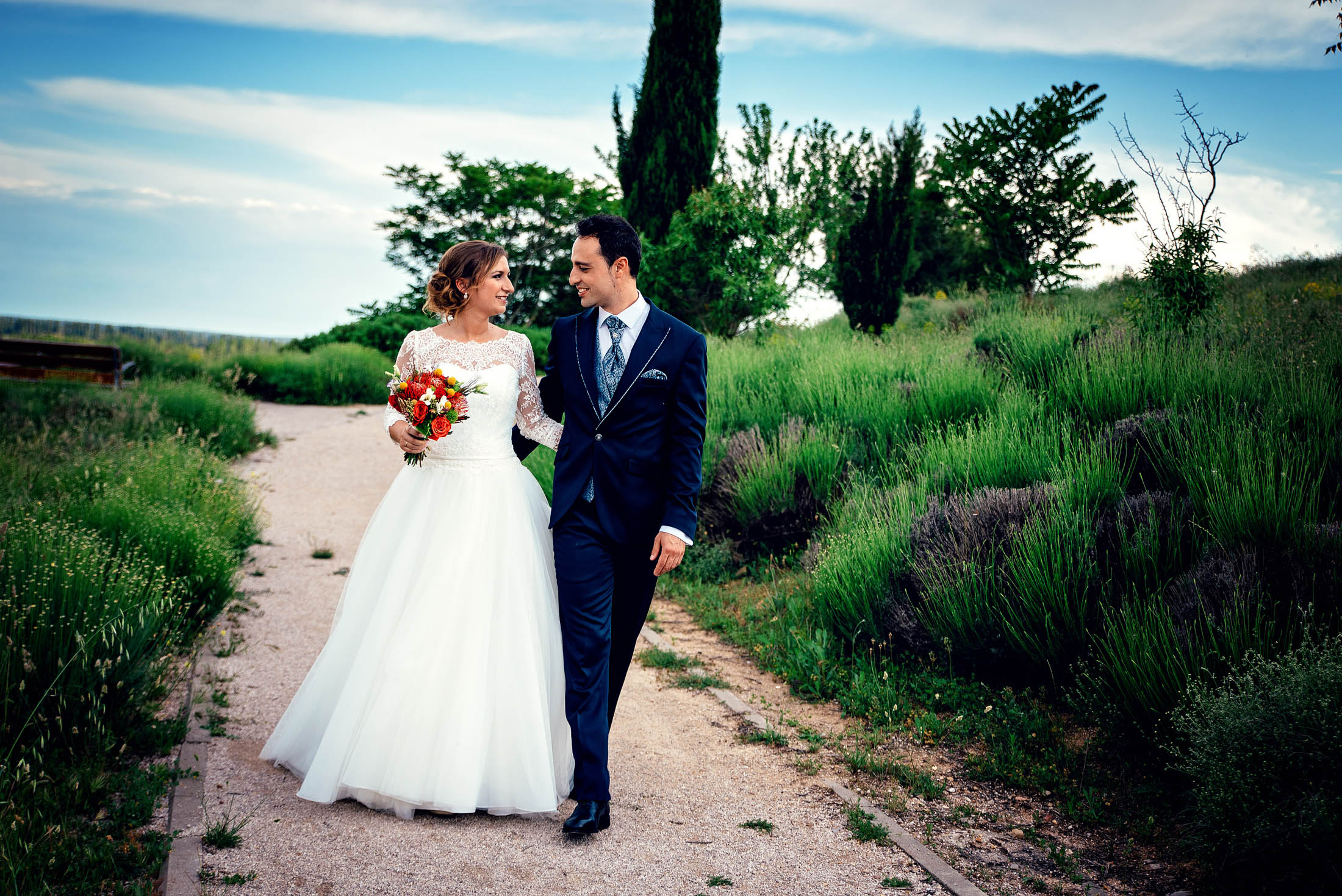 Fotografo de boda en Valladolid