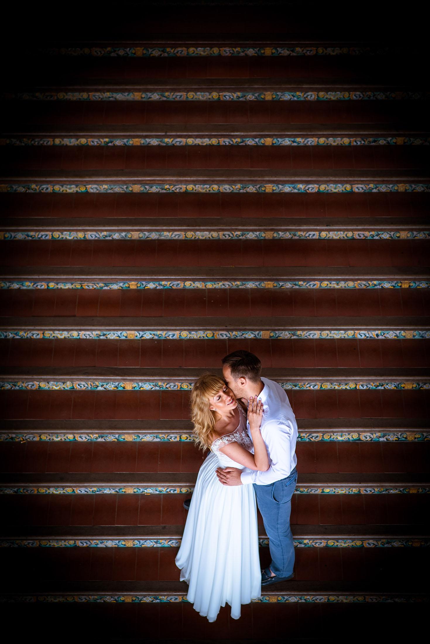 Свадьба в Андалусии