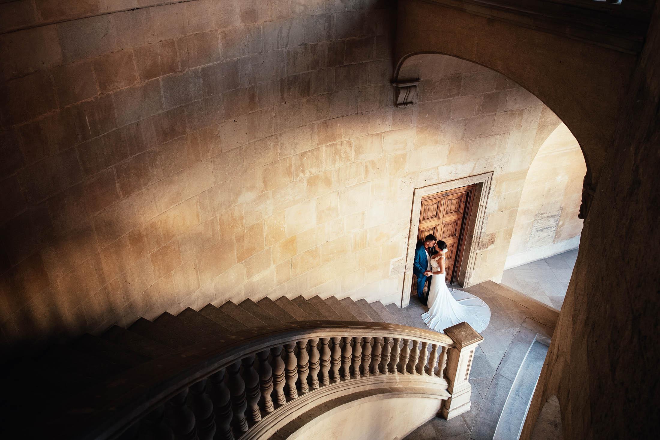 Fotografía y video de bodas en Granada