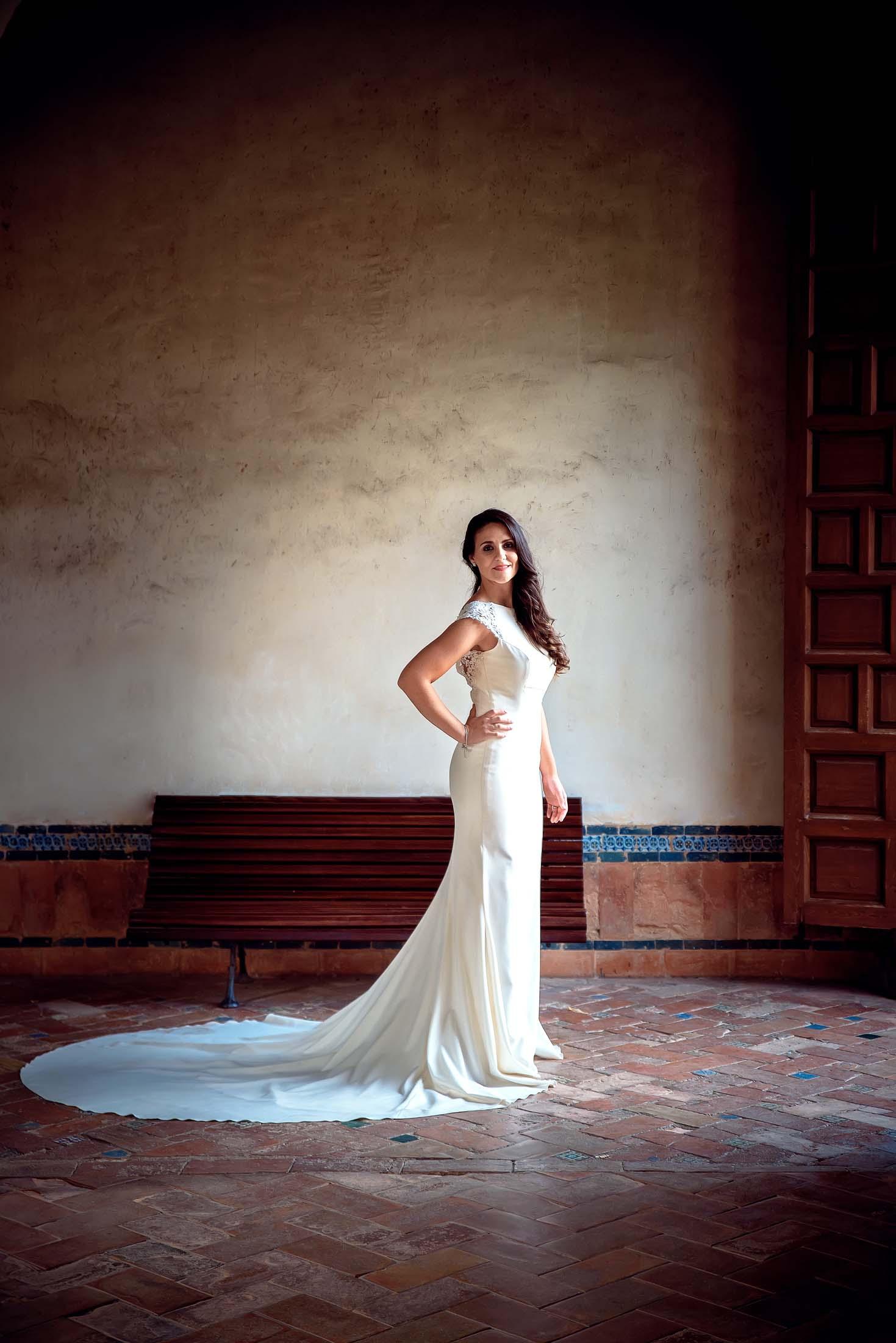 Romántica postboda en Alhambra