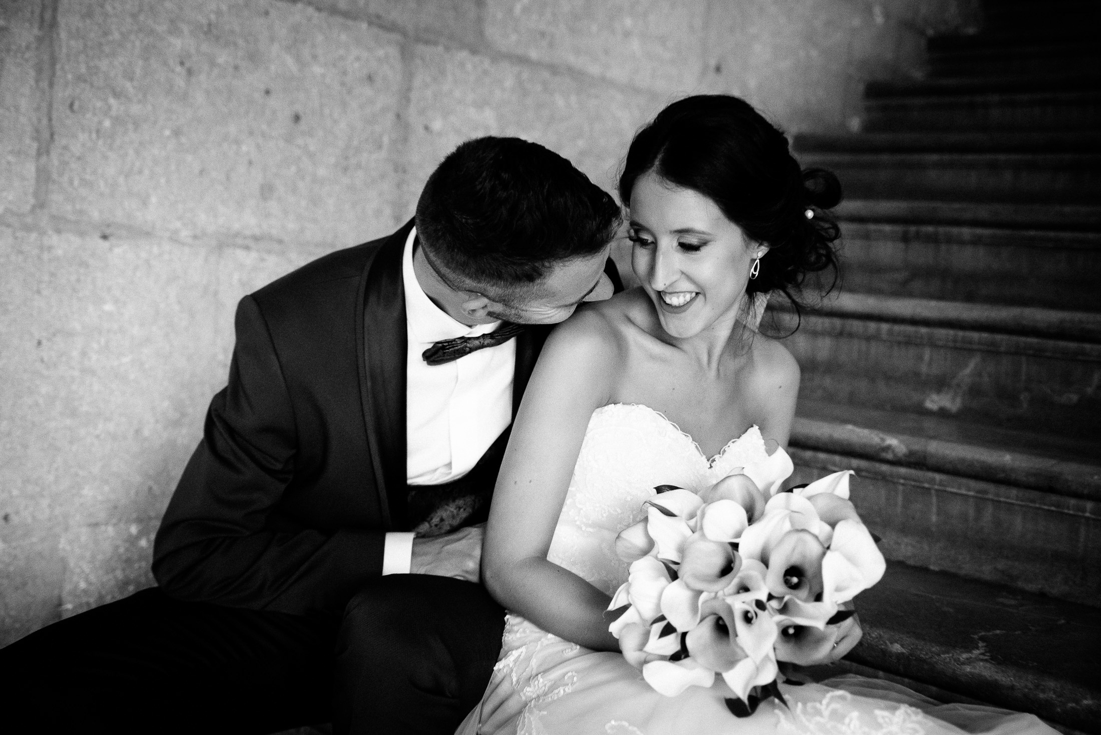 Alhambra Wedding - Couple of Spain