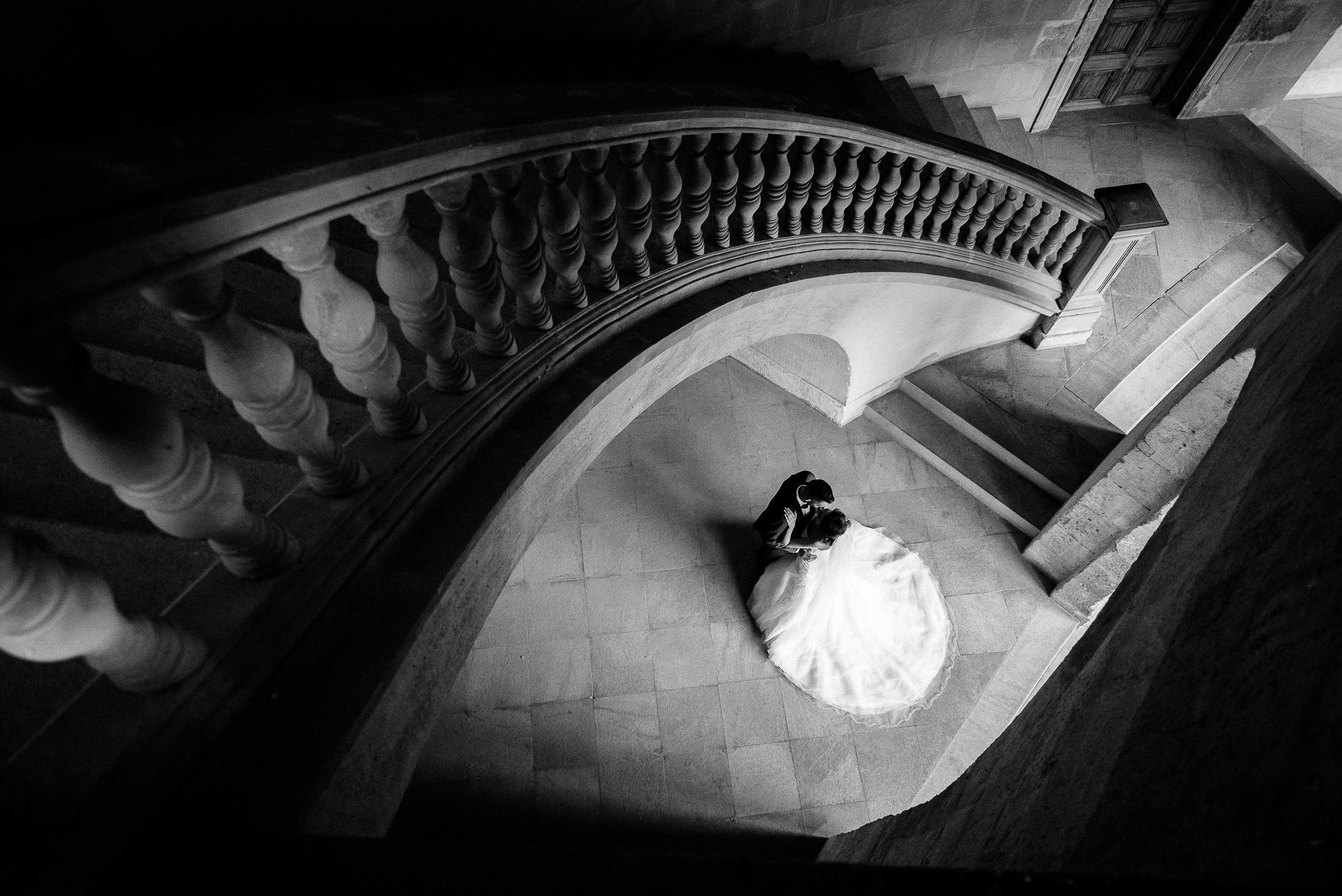 Alhambra Wedding, Palace of Charles V