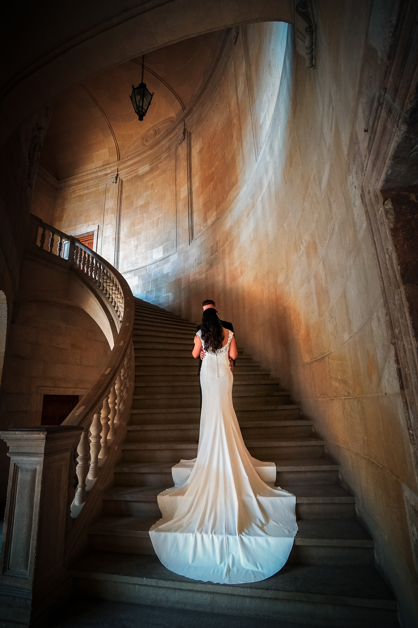 Alhambra Wedding photo shooting