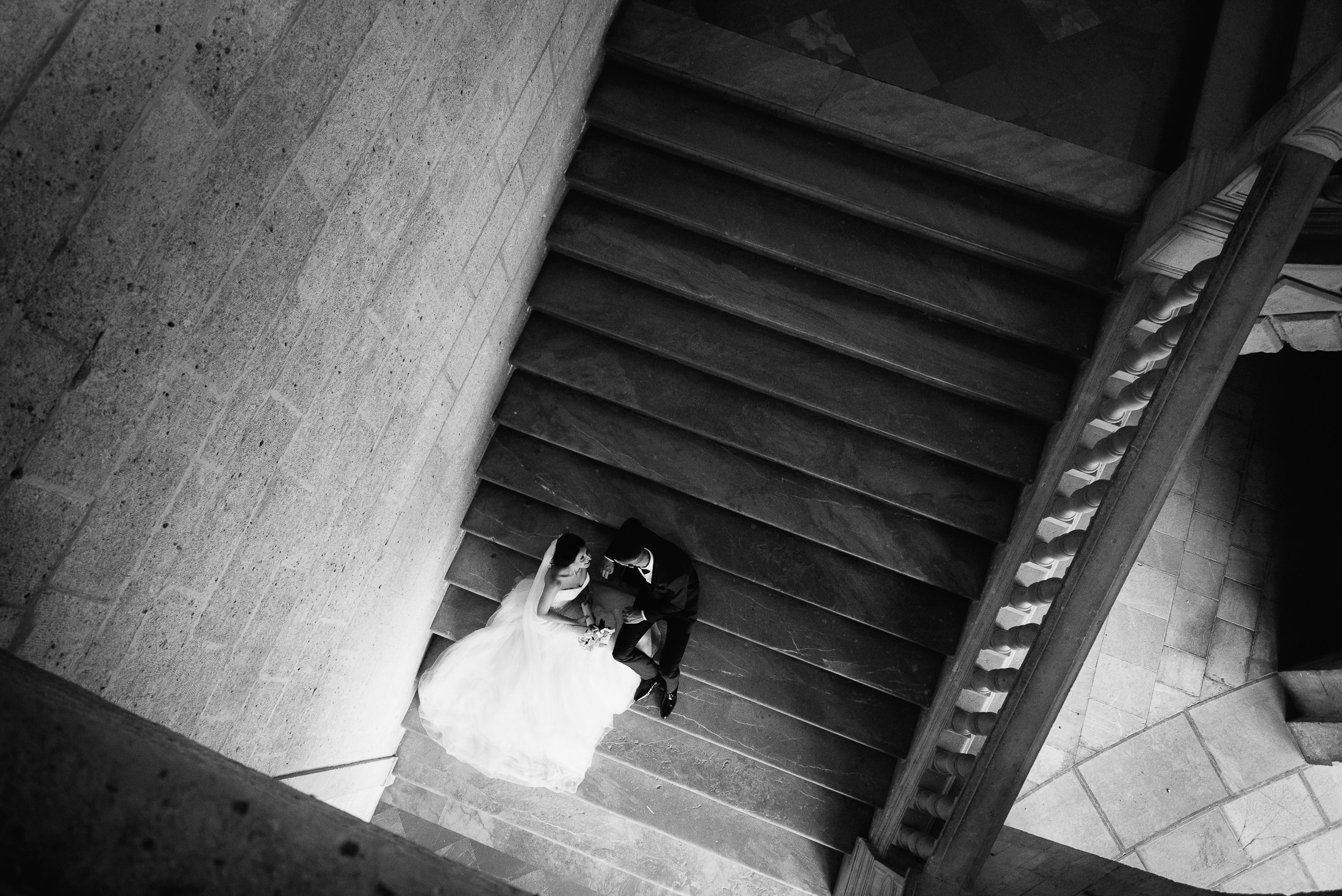 Couple - Wedding in Alhambra
