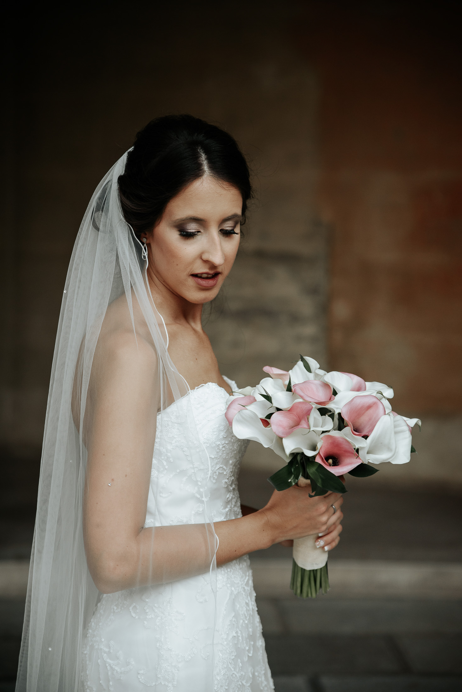 Wedding in Alhambra - Nice Bride