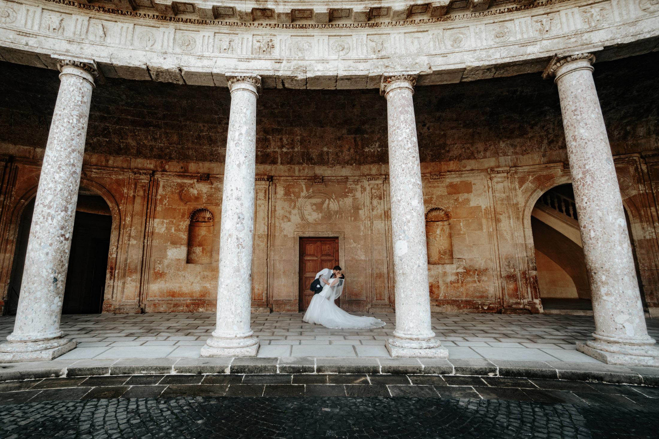 Alhambra Wedding