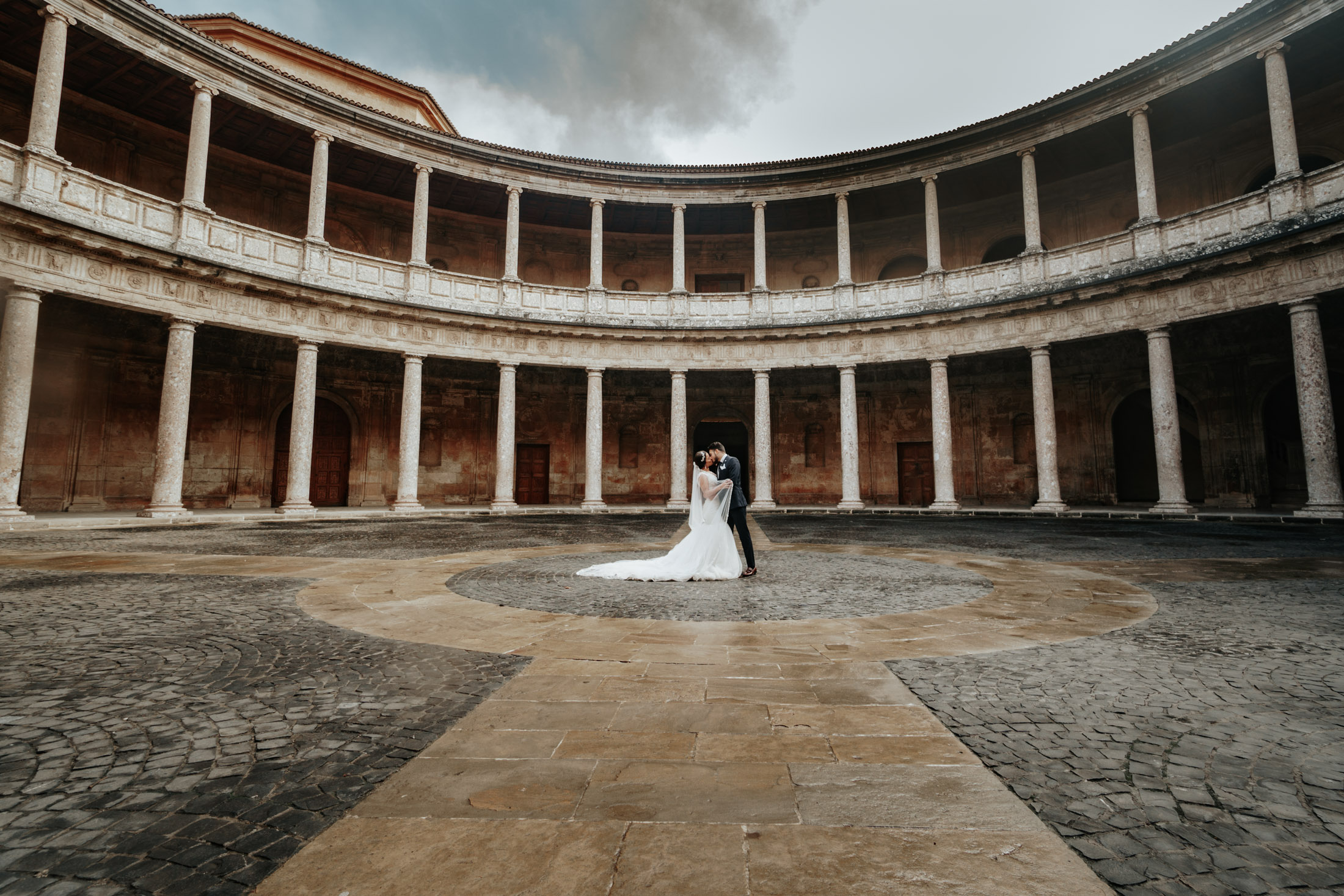 Alahmbra wedding photo shoot