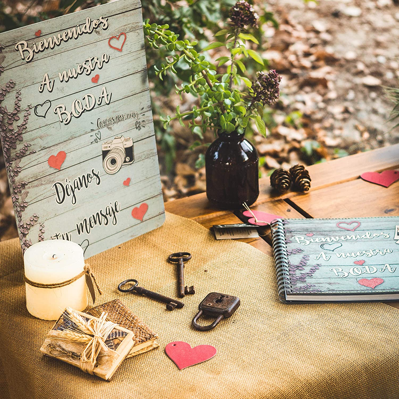 Libro de Firmas para la boda