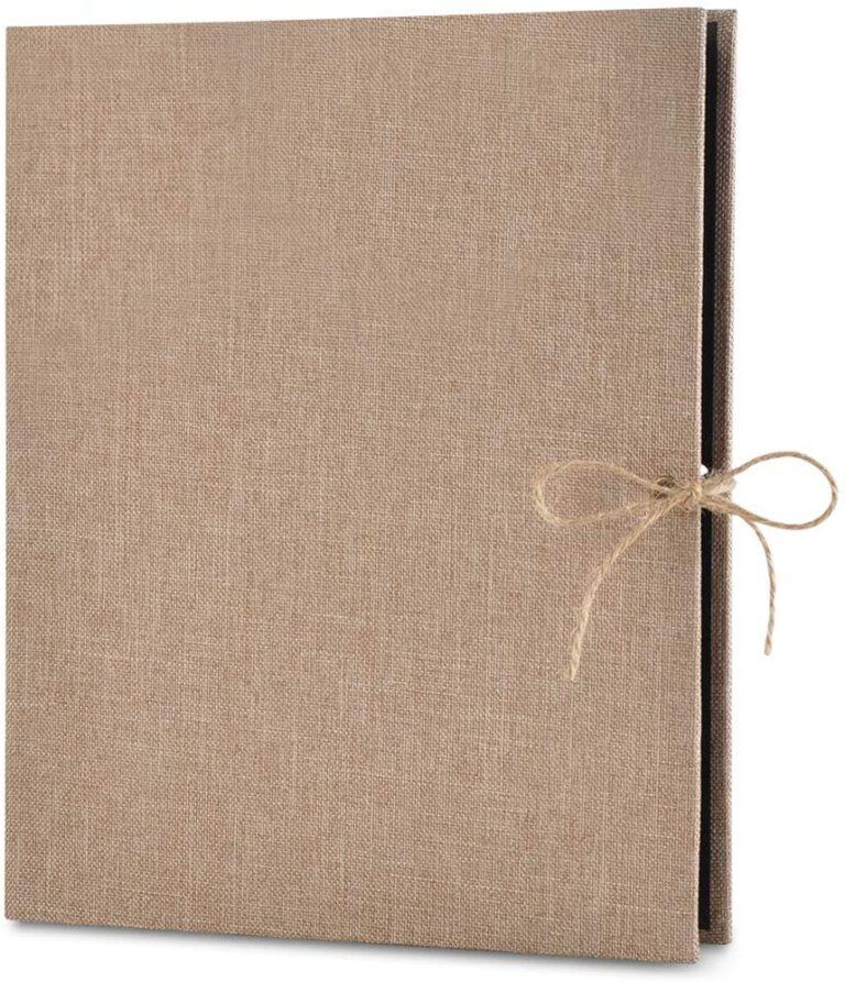 Libro de firmas Lino