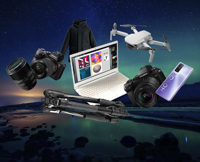 mejores dispositivos para fotografo