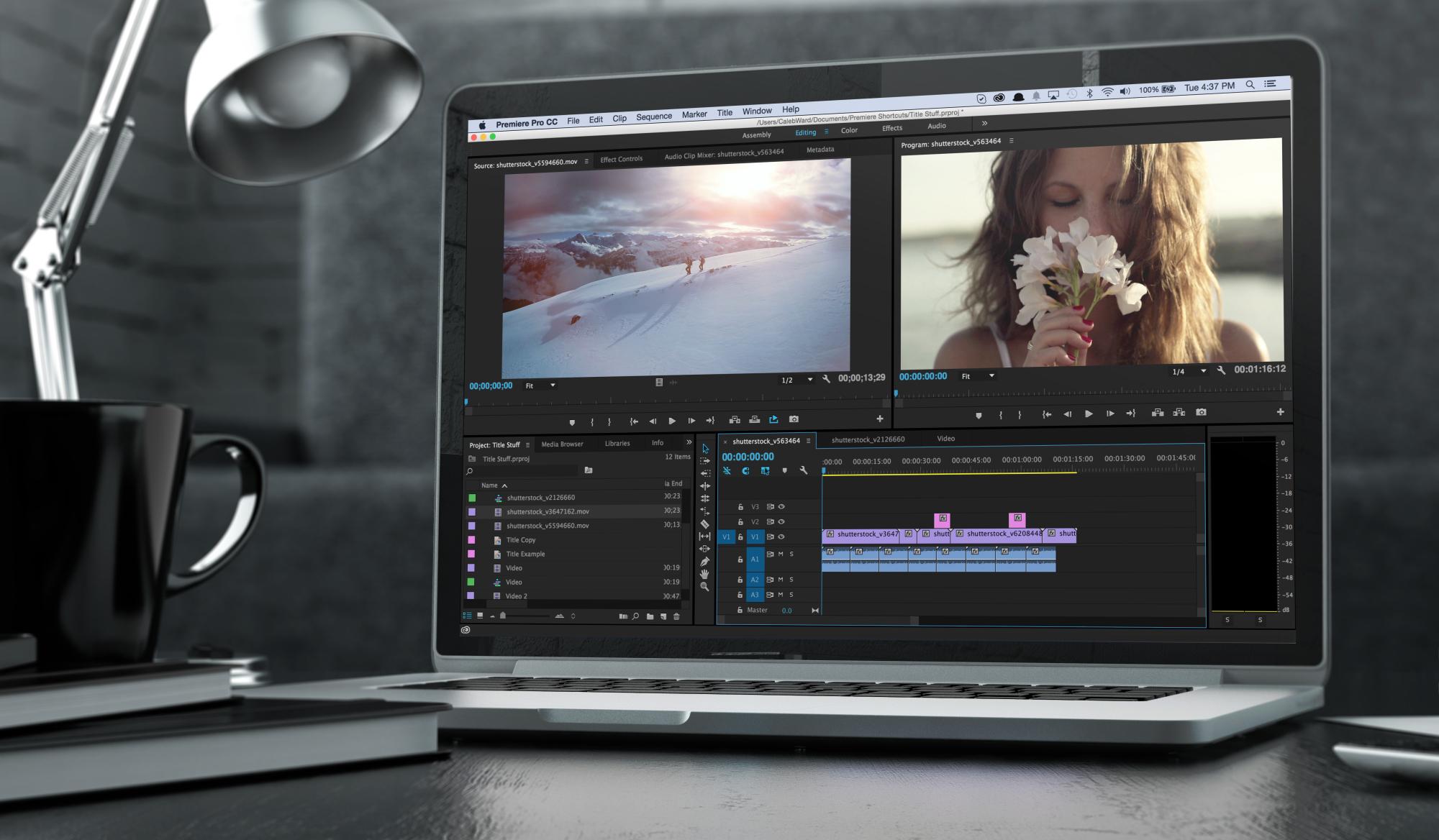 Mejores Portátiles para Edición de vídeo