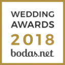 Wedding Awards BodasNet 2018