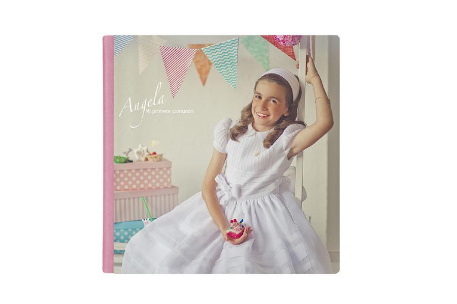 Álbum de primera comunion - Basico.