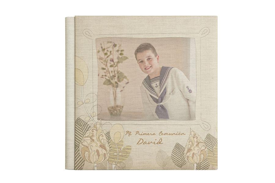 Álbum de primera comunión - Vintage.
