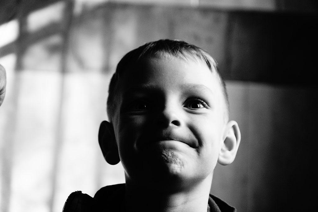 WedFotoNet - Retrato en blanco y negro