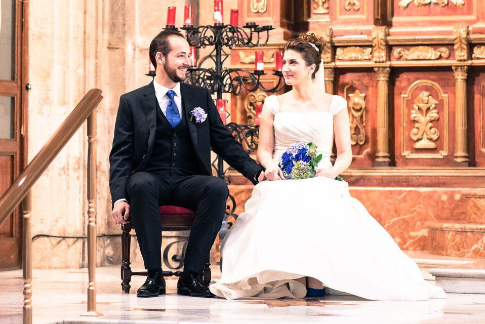 Carmen y Jesus - Boda en Granada