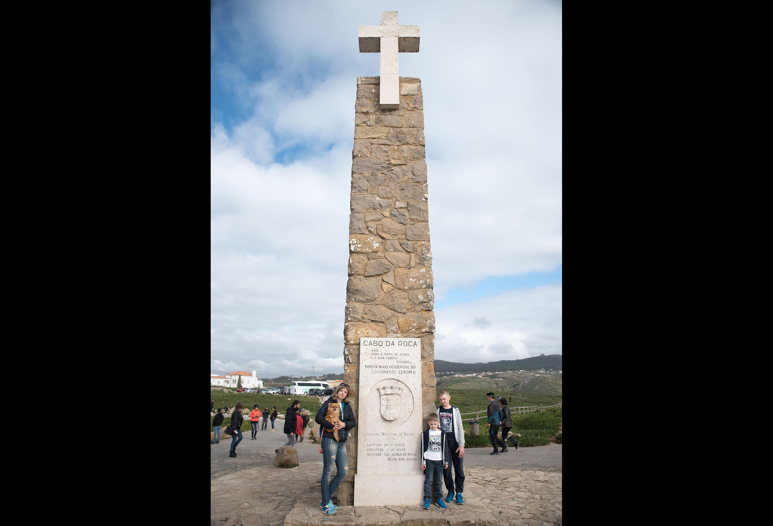 Cabo da Roca. Portugal-009