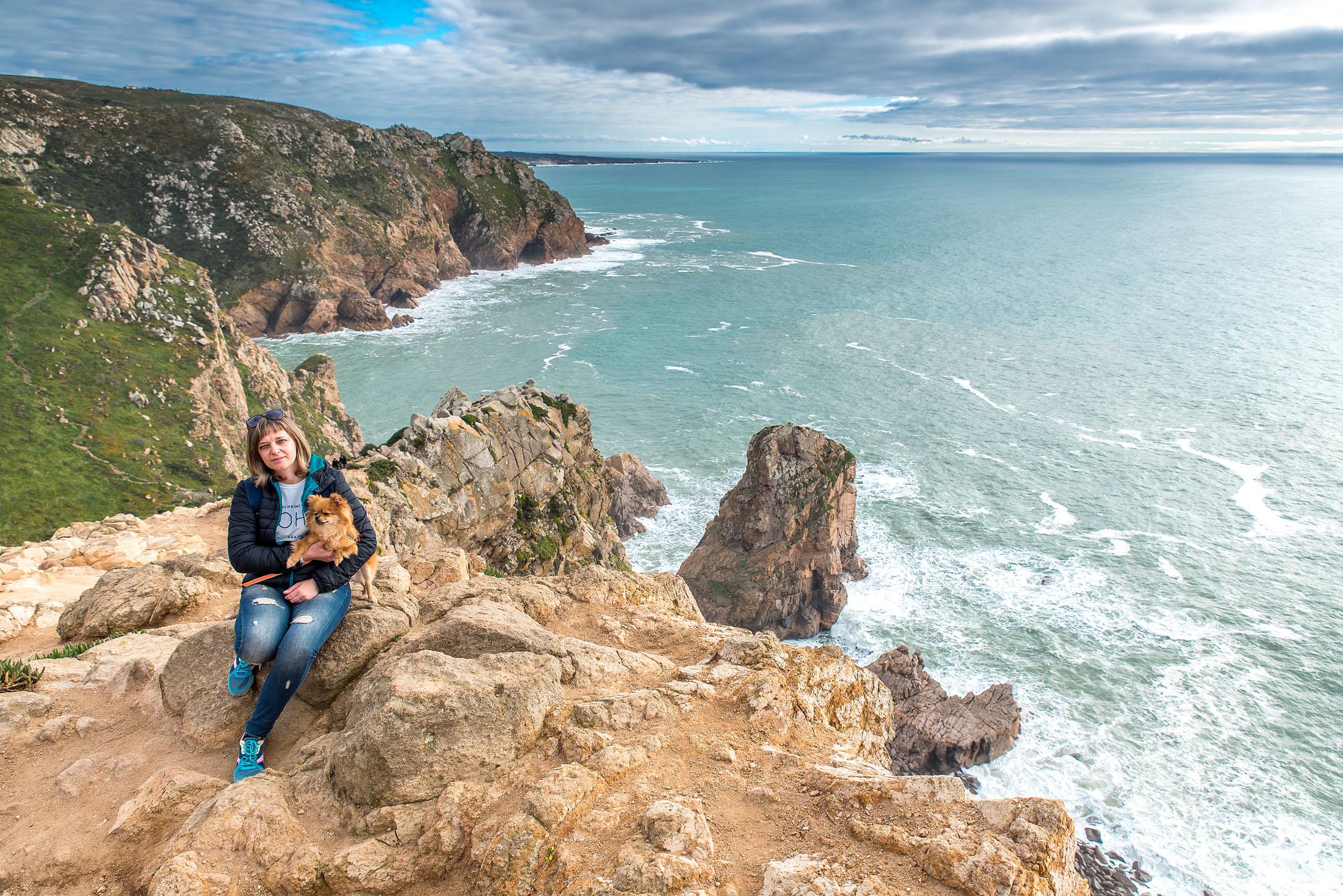 Cabo da Roca. Portugal-029
