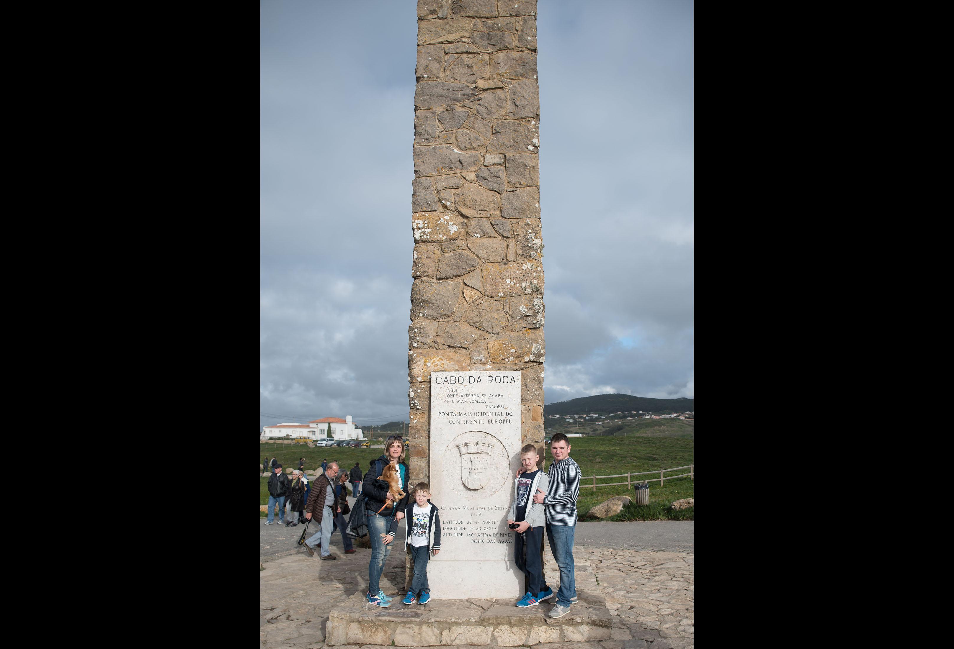 Cabo da Roca. Portugal-033