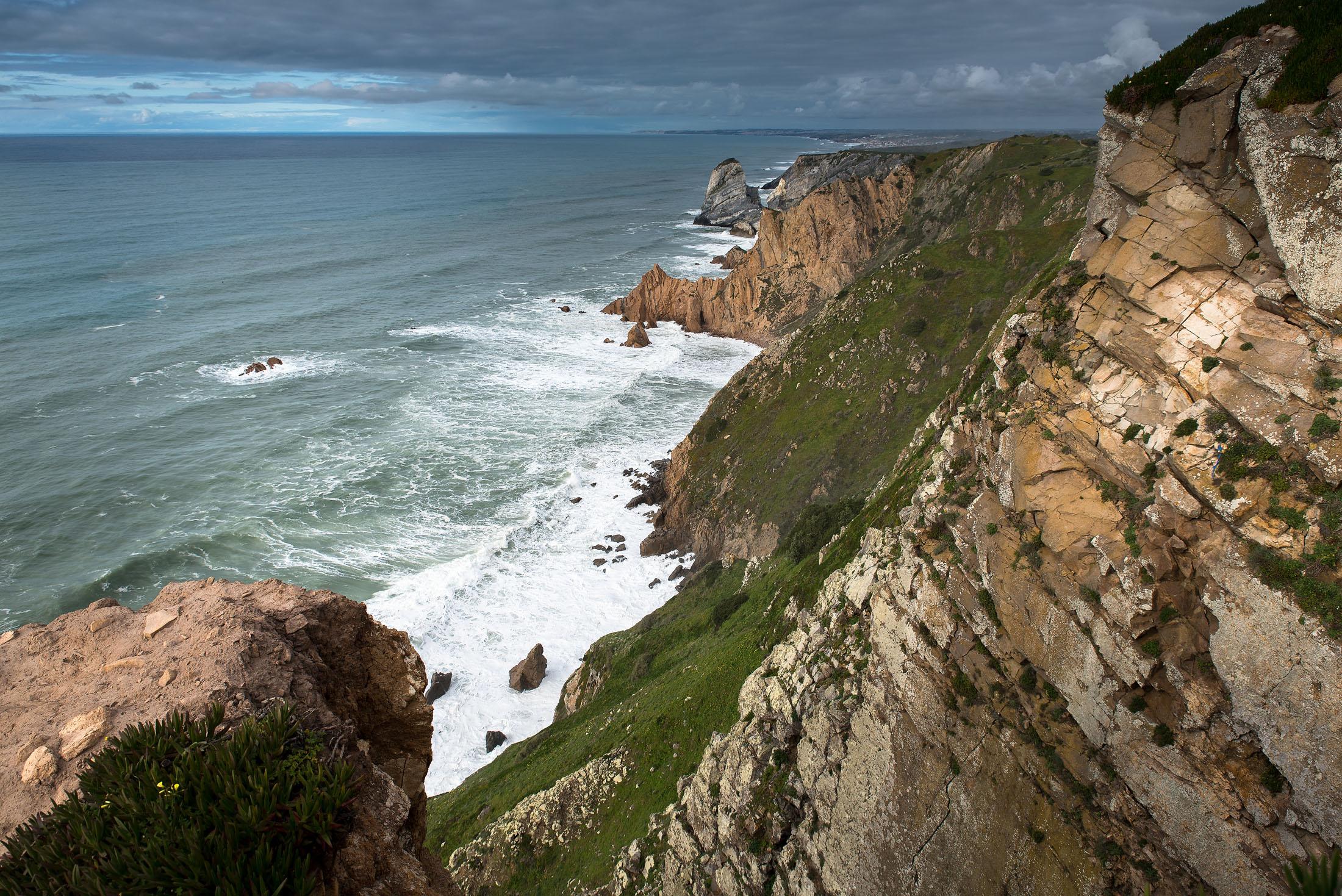 Cabo da Roca. Portugal-043