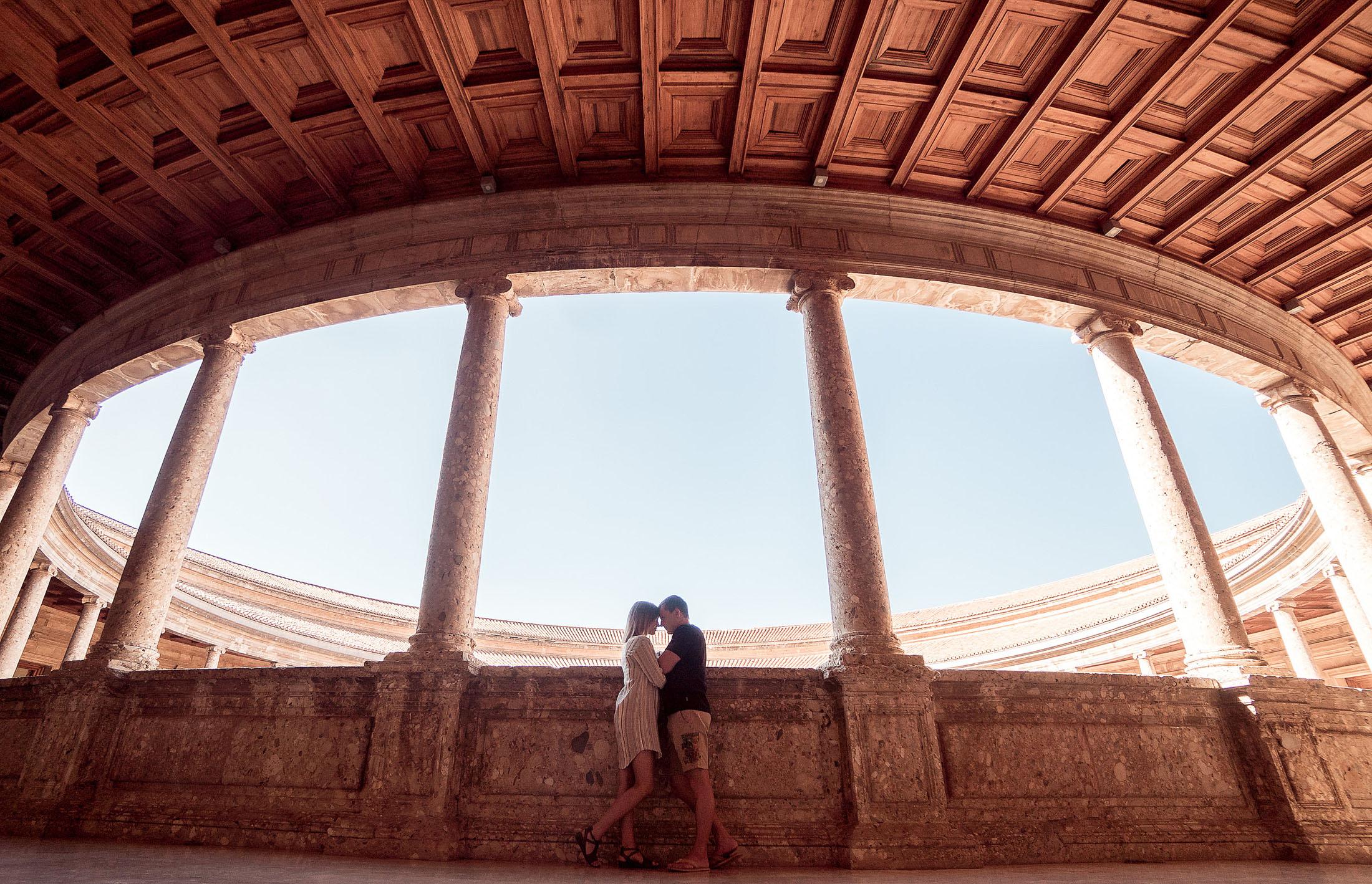 Love Story in Granada - 003