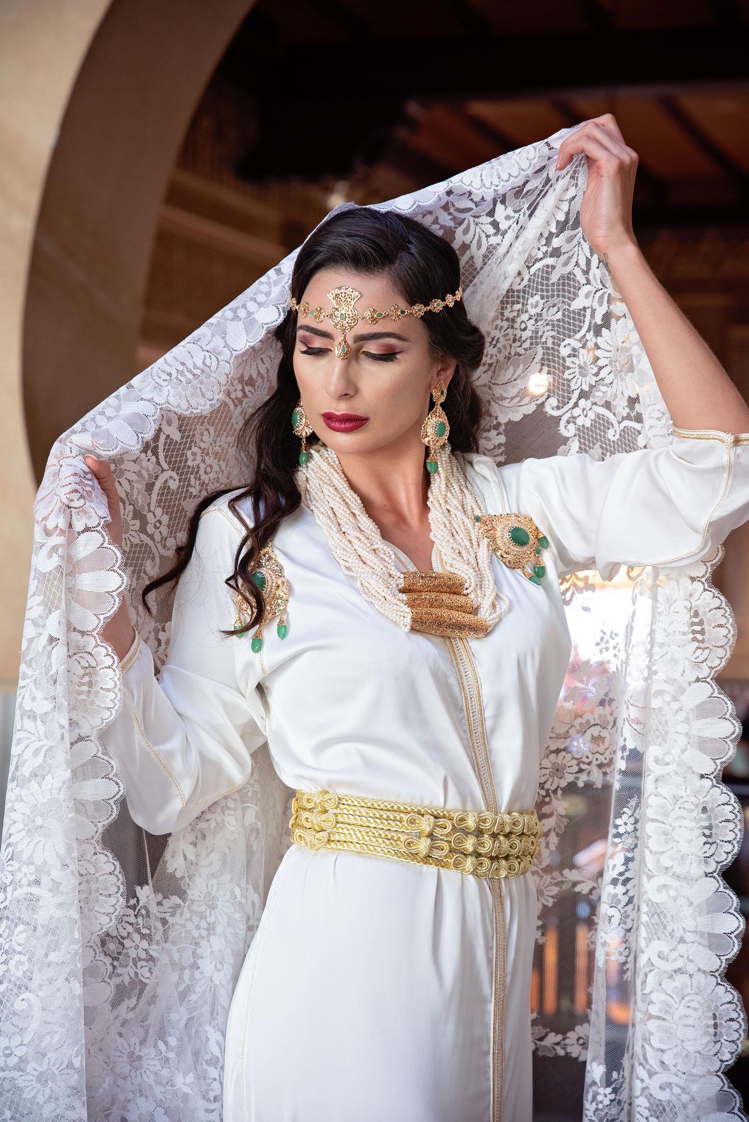 Novia estilo marroqui - 007