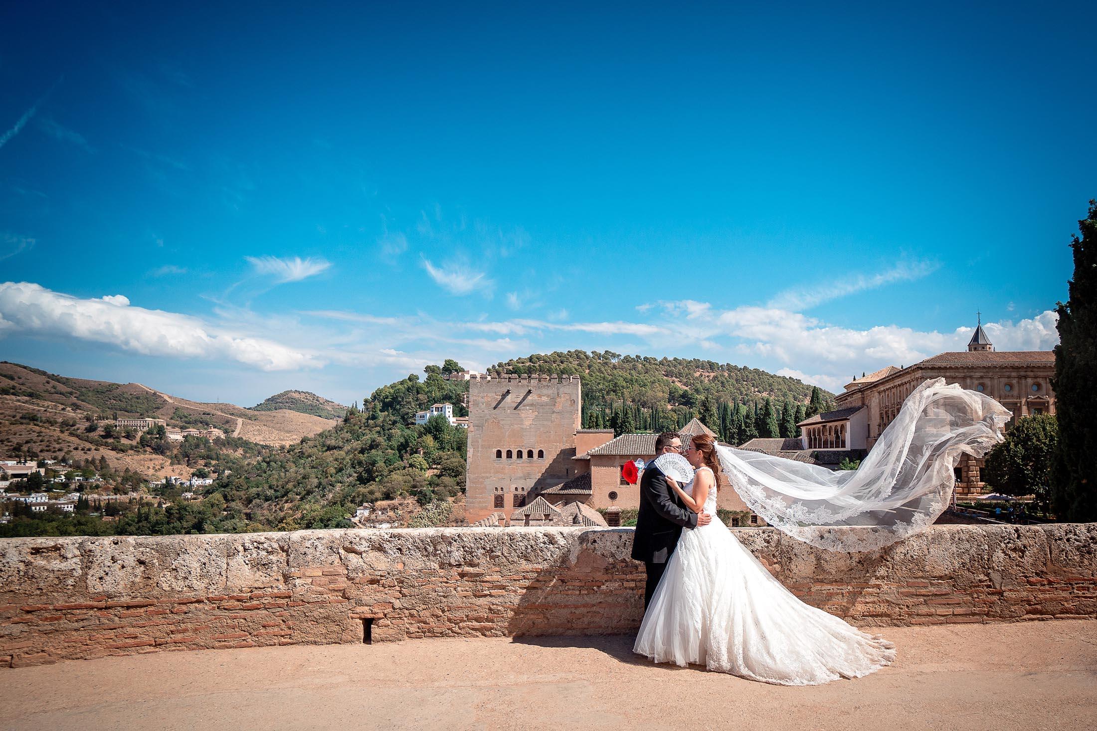 Postboda de Rocio y Jesus - Alhambra - 1-0012