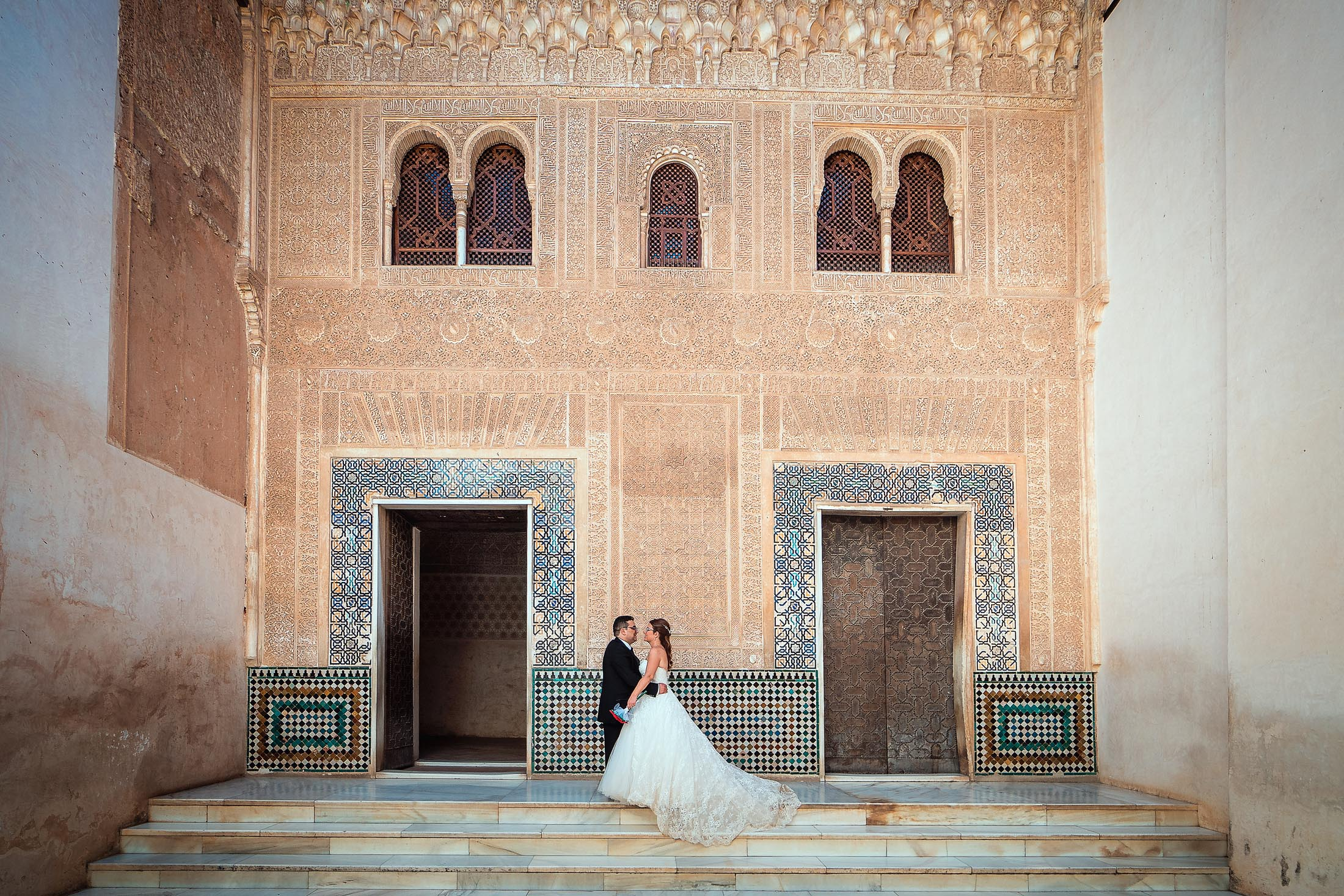 Postboda de Rocio y Jesus - Alhambra - 1-0038