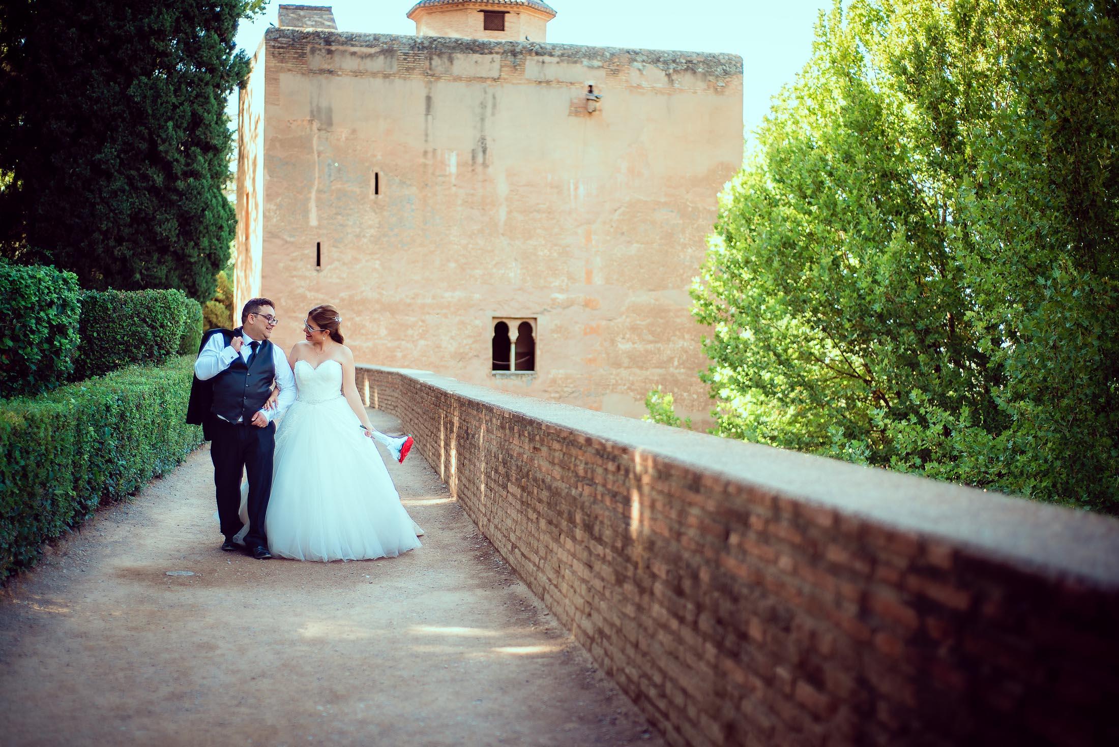 Postboda de Rocio y Jesus - Alhambra - 1-0082