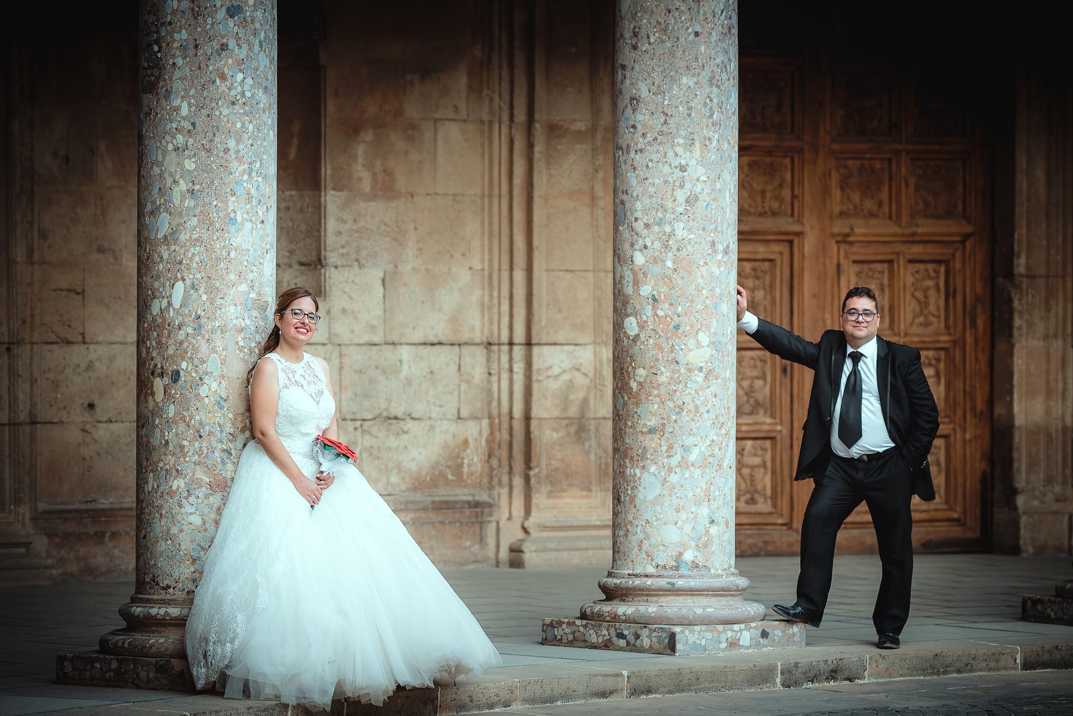 Postboda de Rocio y Jesus - Alhambra - 1-0111