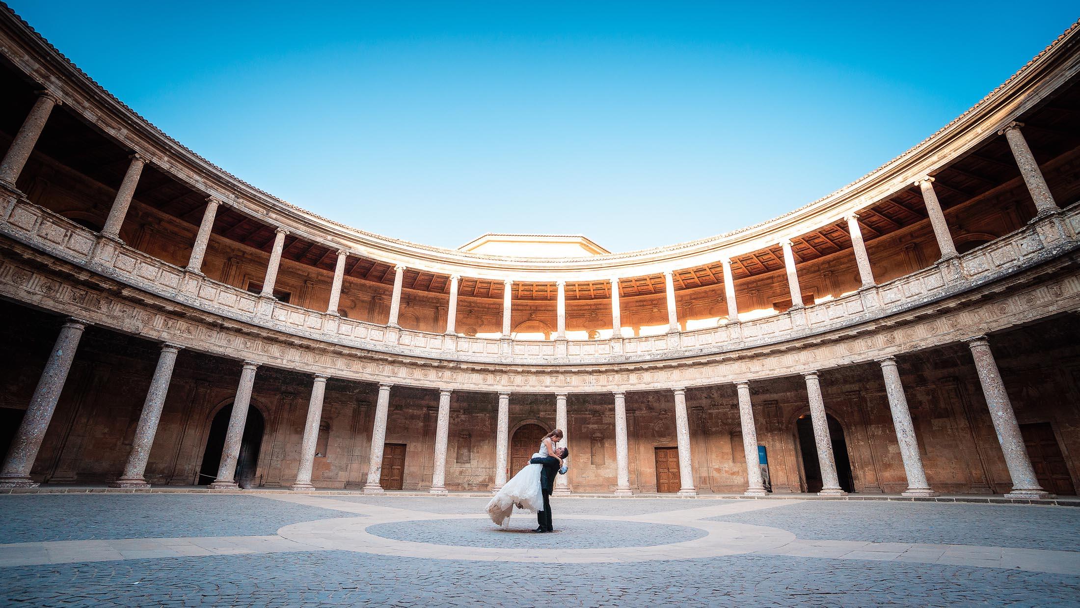 Postboda de Rocio y Jesus - Alhambra - 1-0117