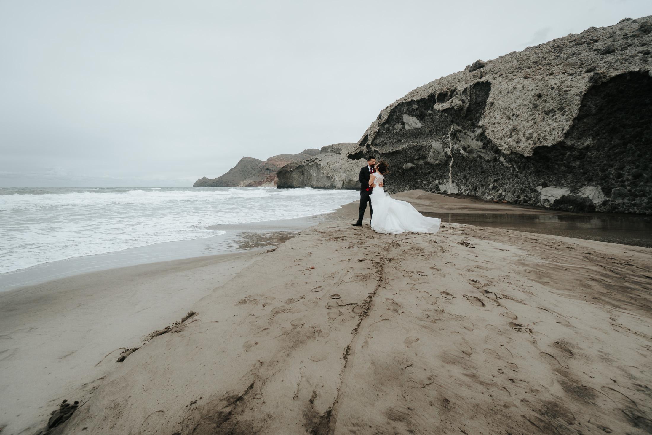 Post Boda en la playa de Monsul - Francisco y Nieves-0010