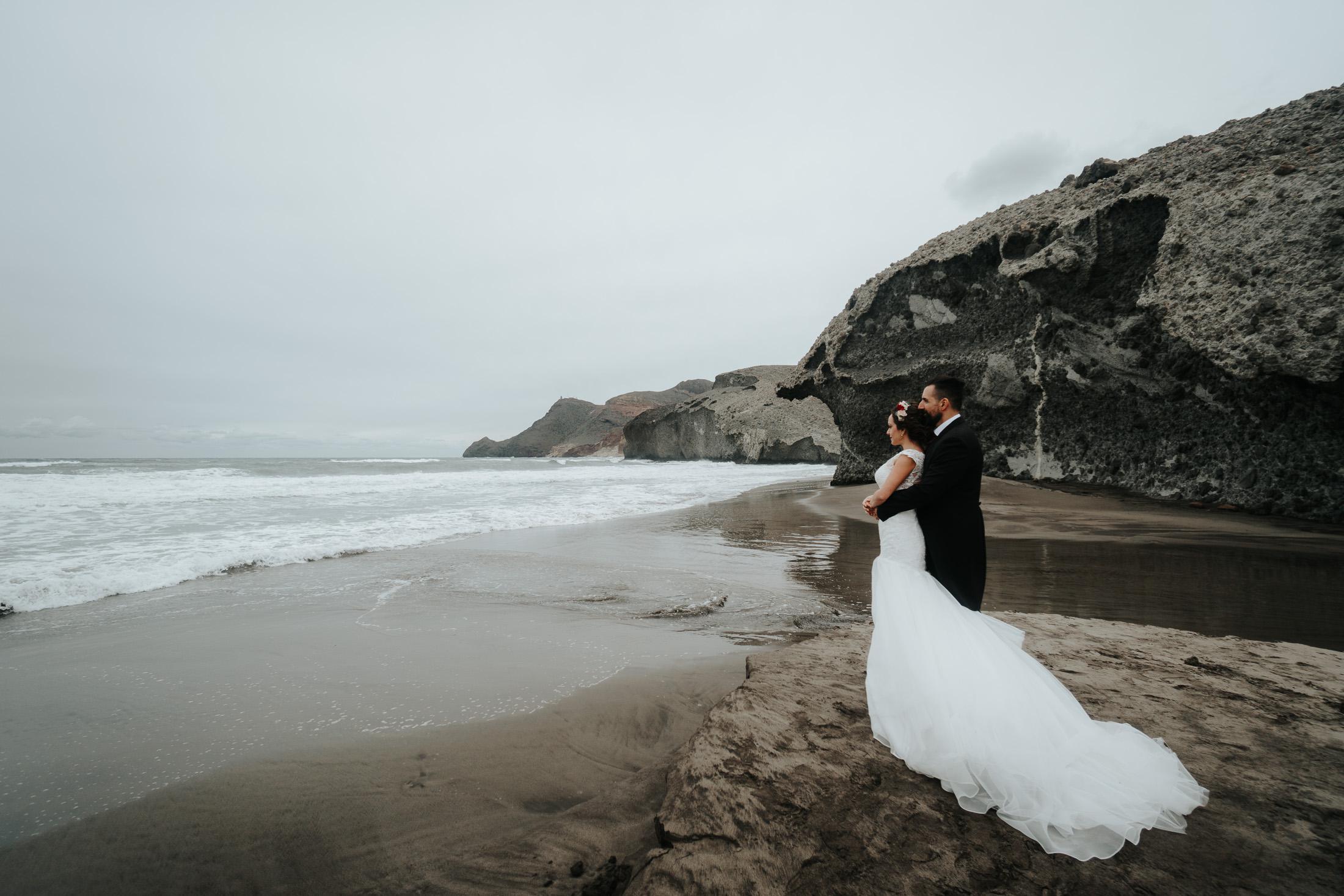 Post Boda en la playa de Monsul - Francisco y Nieves-0017